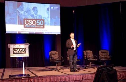 CSO Dr. Christopher Pierson